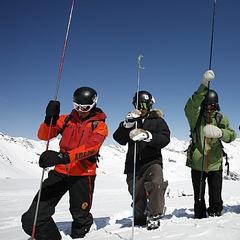 SAAC Lawinencamp in der SkiWelt Wesendorf - ©SkiWelt Wilder Kaiser-Brixental Marketing GmbH