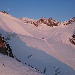 Am Pitztaler Gletscher startet am 16. September die Skisaison - ©Pitztaler Gletscherbahn GmbH & Co KG