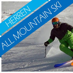Herren All Mountain Ski Test 2017/2018 - ©Skiinfo / OnTheSnow / Realskiers.com