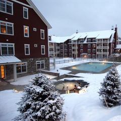 Sugarbush, Vermont pool