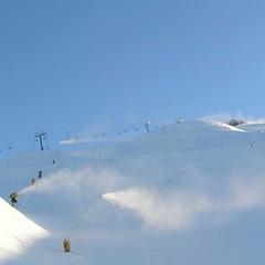 Coronet Peak im Juni