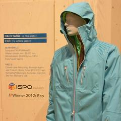 Ecorrect Freeriding - darum ging es bei Pyua. Für die Backyard-Jacke aus dieser Kollektion gab es den ispo Eco-Award. - ©Skiinfo.de