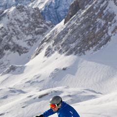All Mountain Rocker sollen auf der Piste funktionieren - abseits davon aber auch - ©K2
