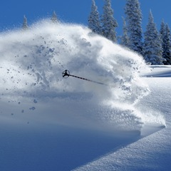 Powder at Steamboat (11.18.10)
