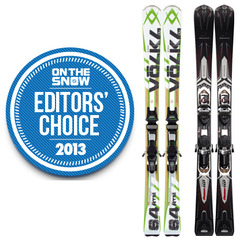 2013 OTS Editors' Choice Men's Frontside Skis