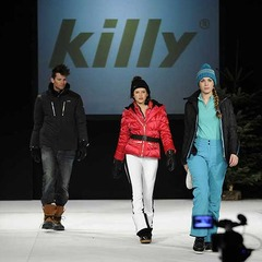 Tendances wear 2013 /  Collection Killy (photo Pascal Lebeau)