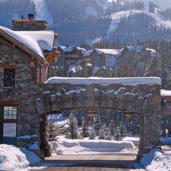 Moonlight Basin offers lodging in condos, cabins, and vacation homes. Photo by Becky Lomax.