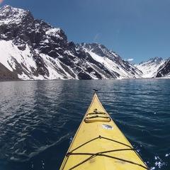 Exploring Inca Lake