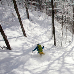 OTS Backcountry Guide: Bolton Valley Backcountry, Northern Vermont
