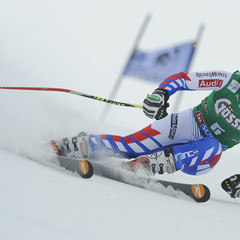 Tessa Worley / Soelden Octobre 2012