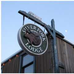 Silver Fork Lodge & Restaurant in Big Cottonwood Canyon