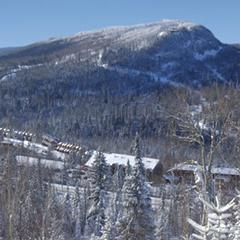 Lutsen Mountain is huge by Midwest standards, with 1,000 feet of vertical coated with 92 runs.