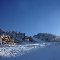 30cm in Meribel Oct. 29th. - ©Meribel