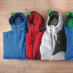 2013 Men's Ski & Snowboard Insulated Jackets