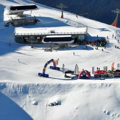 Ski opening in Bormio, Nov 17, 2012