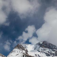 Grande Casse, Col de la Vanoise