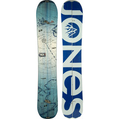 Jones Snowboards The Solution Splitboard—The Solution from Jones Snowboards is one of the most sought after splitboards available for backcountry snowboarders. The Solution allows backcountry snowboarders the ability to ascend and descend backcountry line