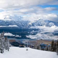 Revelstoke Mountain Resort poised for opening in early December. Photo courtesy of Revelstoke Mountain Resort.