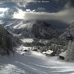25cm of fresh snow in Verbier. Nov. 30