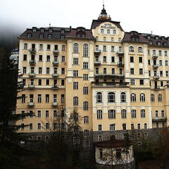Casino Bad Gastein in the Grand Hotel de l'Europe