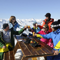 Partir au ski hors vacances pour en profiter pleinement à moindre prix - ©P. Lebeau - OT Val Thorens