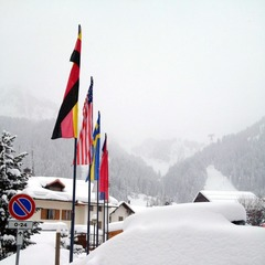 Powder in Arabba & Tonezza, Italy. Jan. 15, 2013