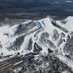 Aerial view at Caberfae.