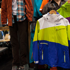 The Marmot IsoTherm Jacket.