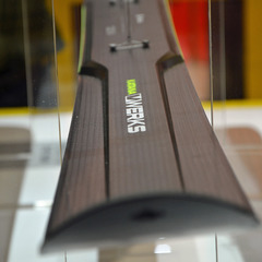 One of the highlights at ISPO 2013: the V-Werks Katana