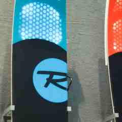 Air Tip technology at Rossignol stand at ISPO Munich 2013