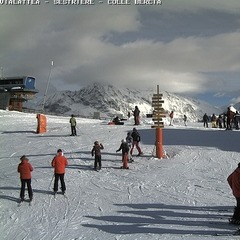 Sestriere - webcam 12.02.13