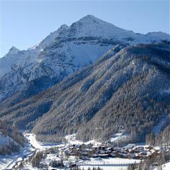 Pregelato village. Courtesy of Comune di Pragelato