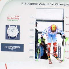 En route vers l'or / Slalom Schladming 2013 - ©Alexis Boichard / Agence Zoom