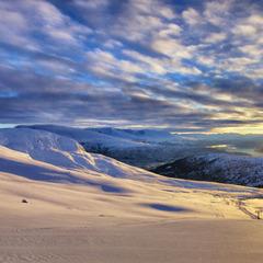 Pudderdag i Stryn Vinterski, 10. februar 2013 - ©Ole Eltvik