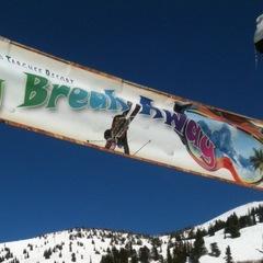 Grand Targhee Spring Breakaway