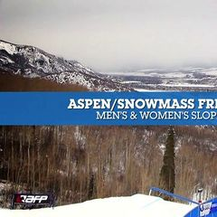 Aspen/Snowmass Freeskiing Open - Slopestyle Finals - ©Aspen/Snowmass