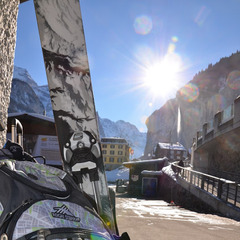The bags are packed and the U.S. Ski Team leaves Wengen, Switzerland for the next stop on the World Cup.
