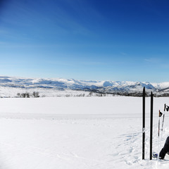 Easter at Hovden