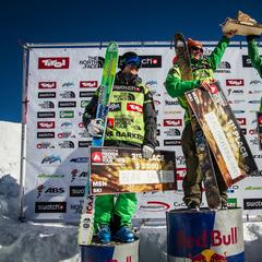 Freeride World Tour 2013 - Fieberbrunn (AUT) - ©freerideworldtour.com / THaller