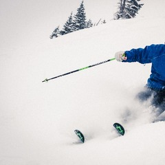 NIck Pollarrd showed us around Copper for the day - ©Liam Doran