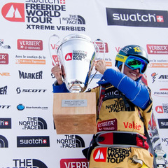 Finale du Freeride World Tour 2013 : l'Xtreme de Verbier