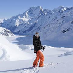 Skifahren in Neuseeland - ©Ski the Tasman