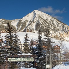 Mt. Crested Butte.