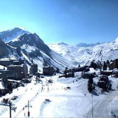 Point neige dans les Alpes du Nord (18/04/2013)