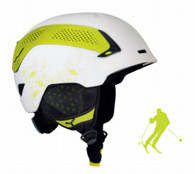 casque cébé Trilogy en configuration SKI