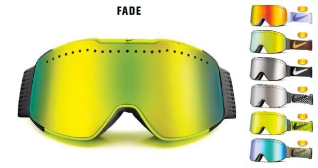 masque de ski NIKE FADE