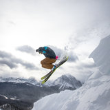 Storm Gallery: Nothin' but Powder in Lake Louise - © Liam Doran