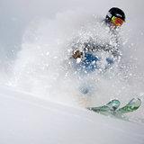 Spring Skiing at its Deepest - © Joe Johnson
