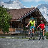 Mountainbiken im Salzburger Land - ©Salzburger Land Tourismus