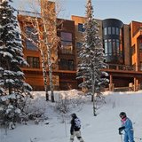 Catered Chalet: VIP Status in Steamboat